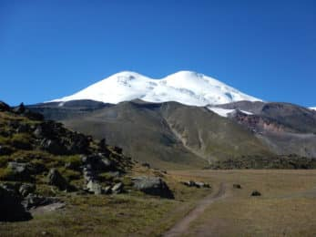 Mount Elbrus North Side Ascent