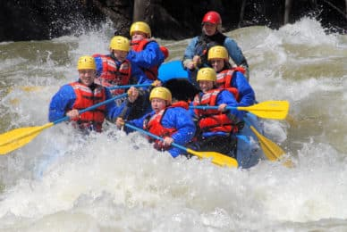 Massachusetts Rafting and Kayaking-