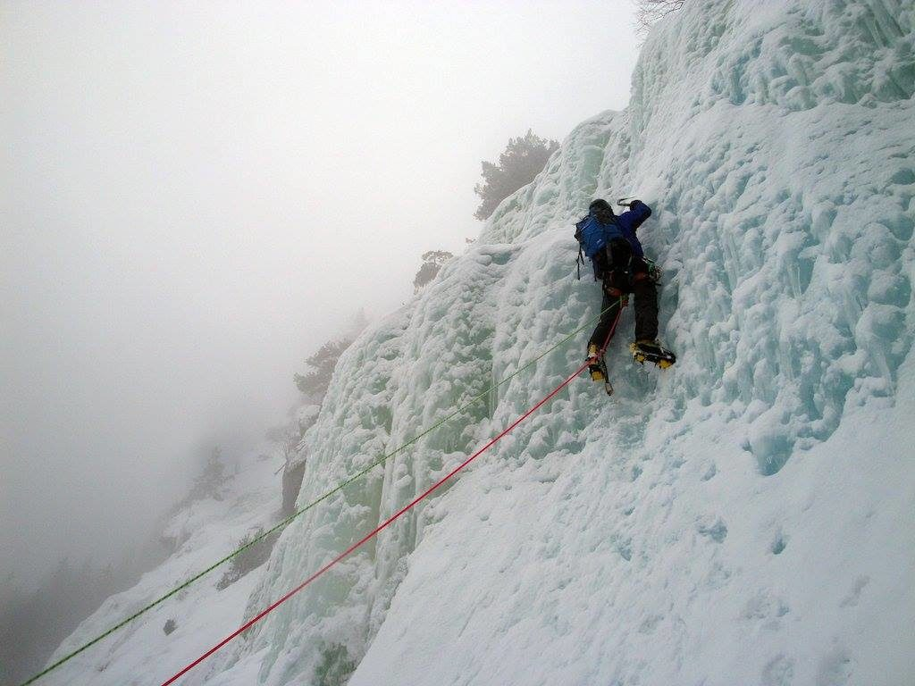 Rjukan ice climbing private guided day tours