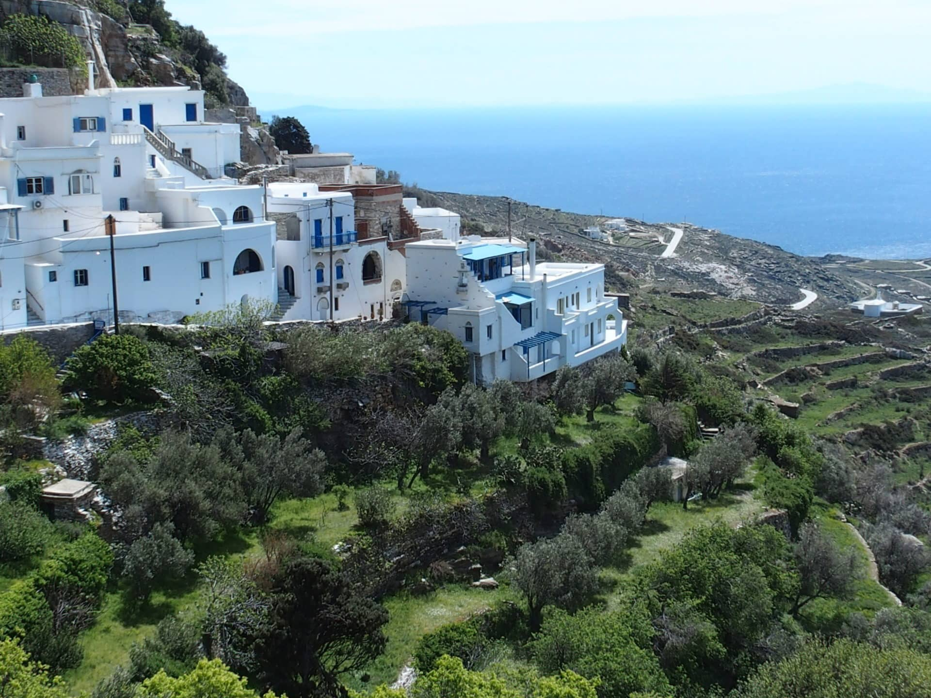 Tinos island Mediterranean gastronomy tour, Aegean Sea