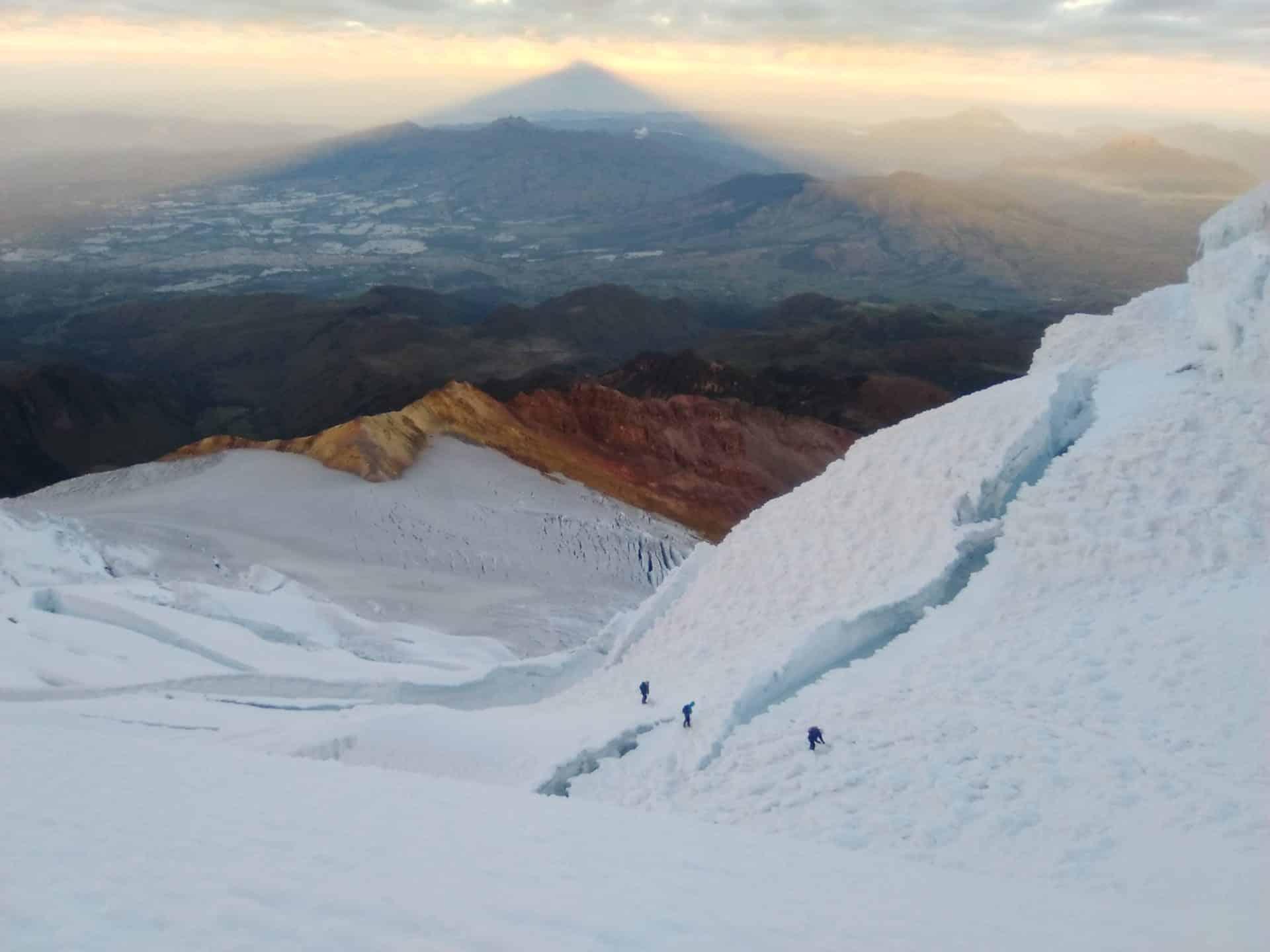 Cayambe, Chimborazo, 11 Day Guided Ascents