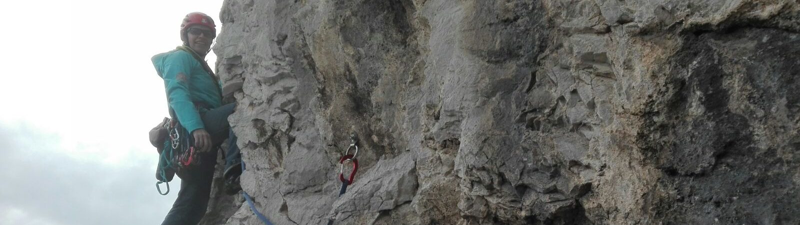 Arco 2-day multi-pitch rock climbing trip, Sarca Valley