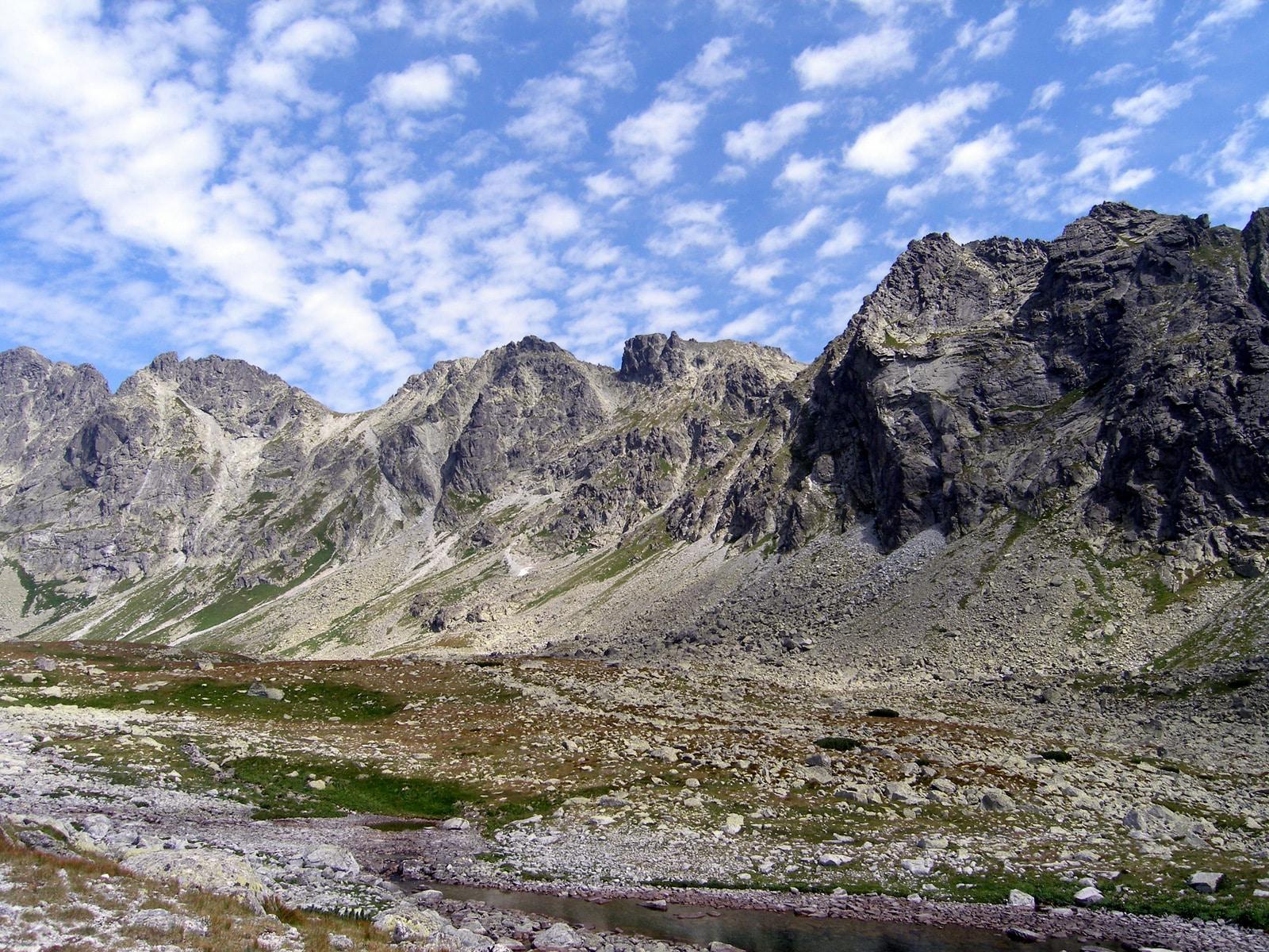 1-Day Hike to Koprovsky Stit in the High Tatras
