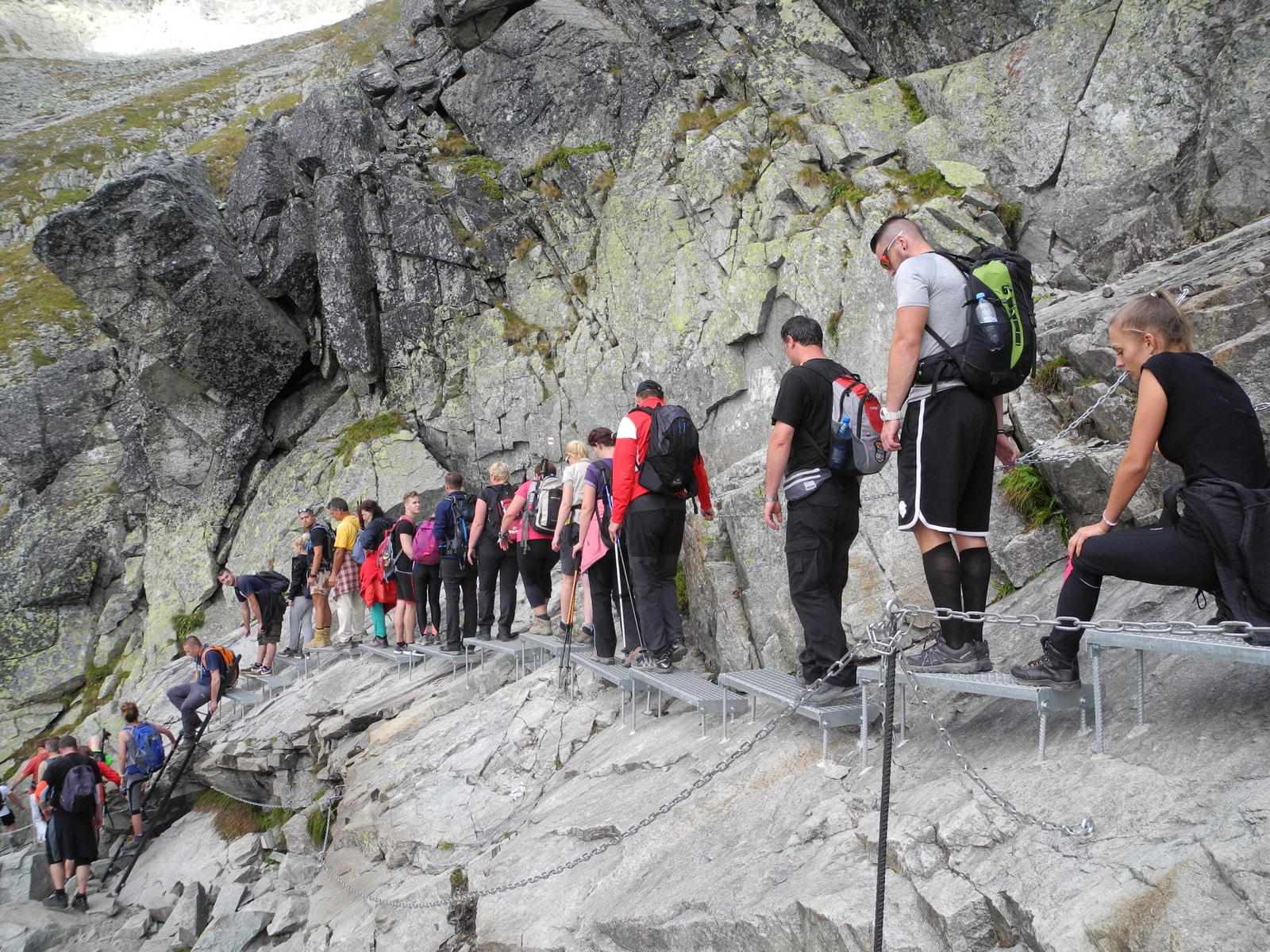 1-Day Trek to Rysy from the Slovak Side