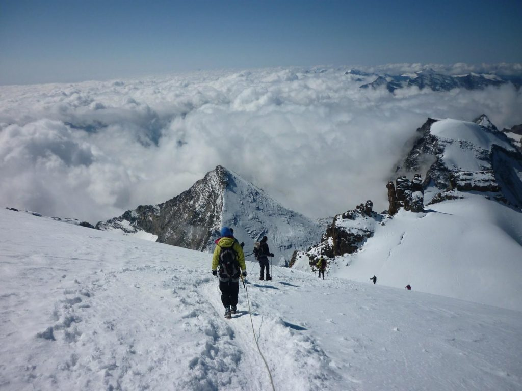 2-day ascent in Gran Paradiso (private groups)