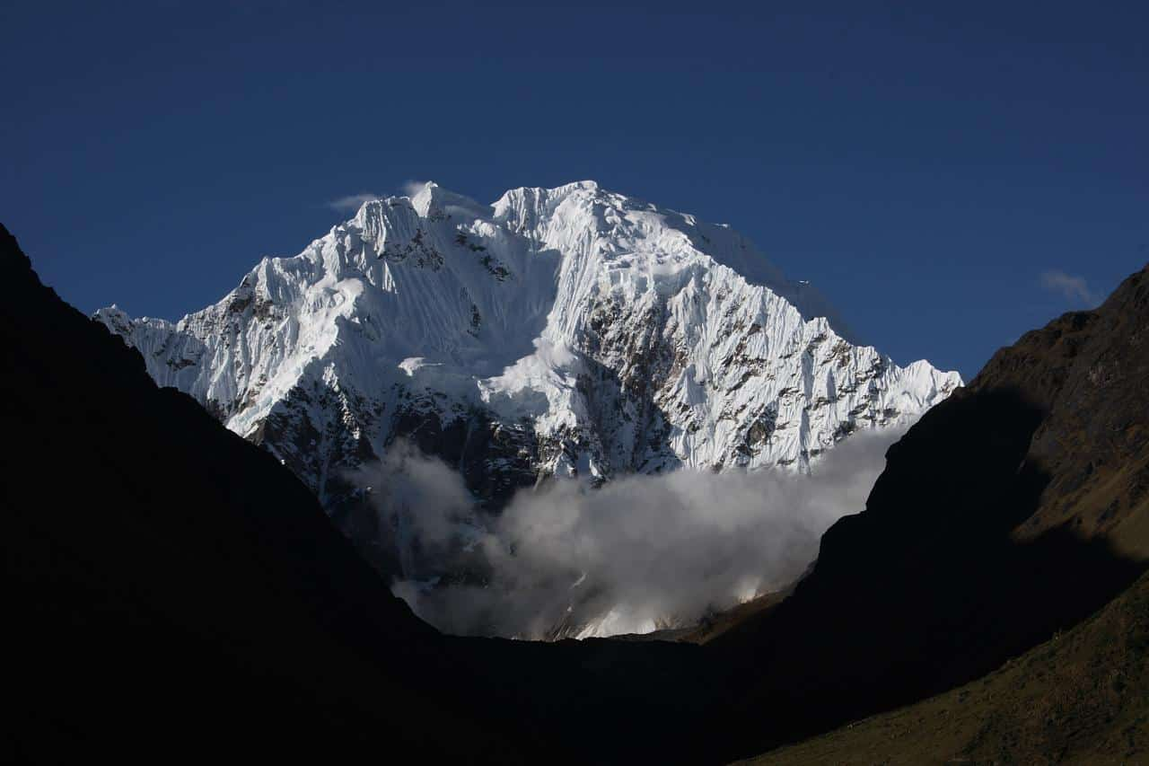 Machu Pichu, Salkantay, 4 Day Guided Trek
