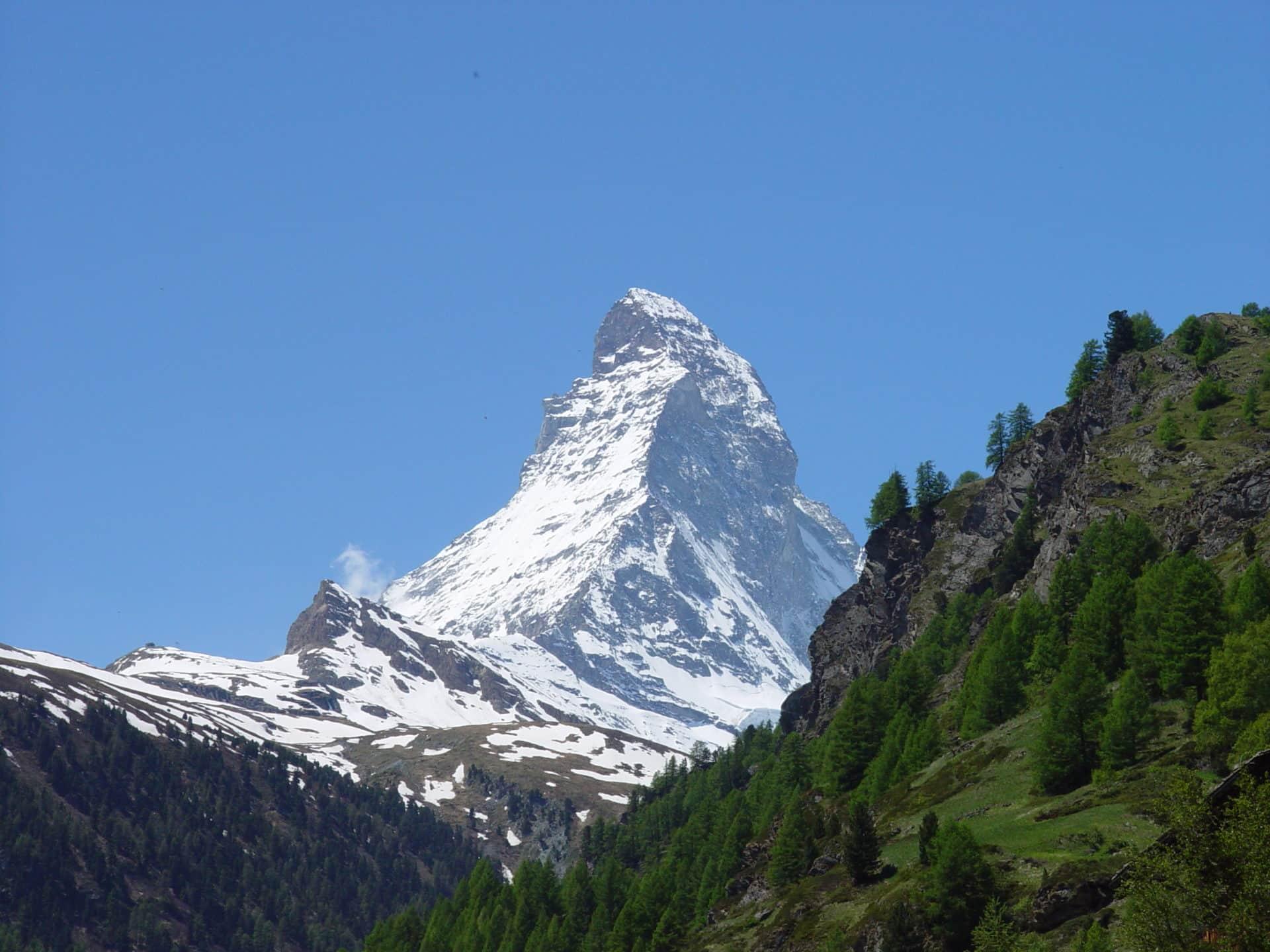 Matterhorn (4087m) 6-day guided ascent