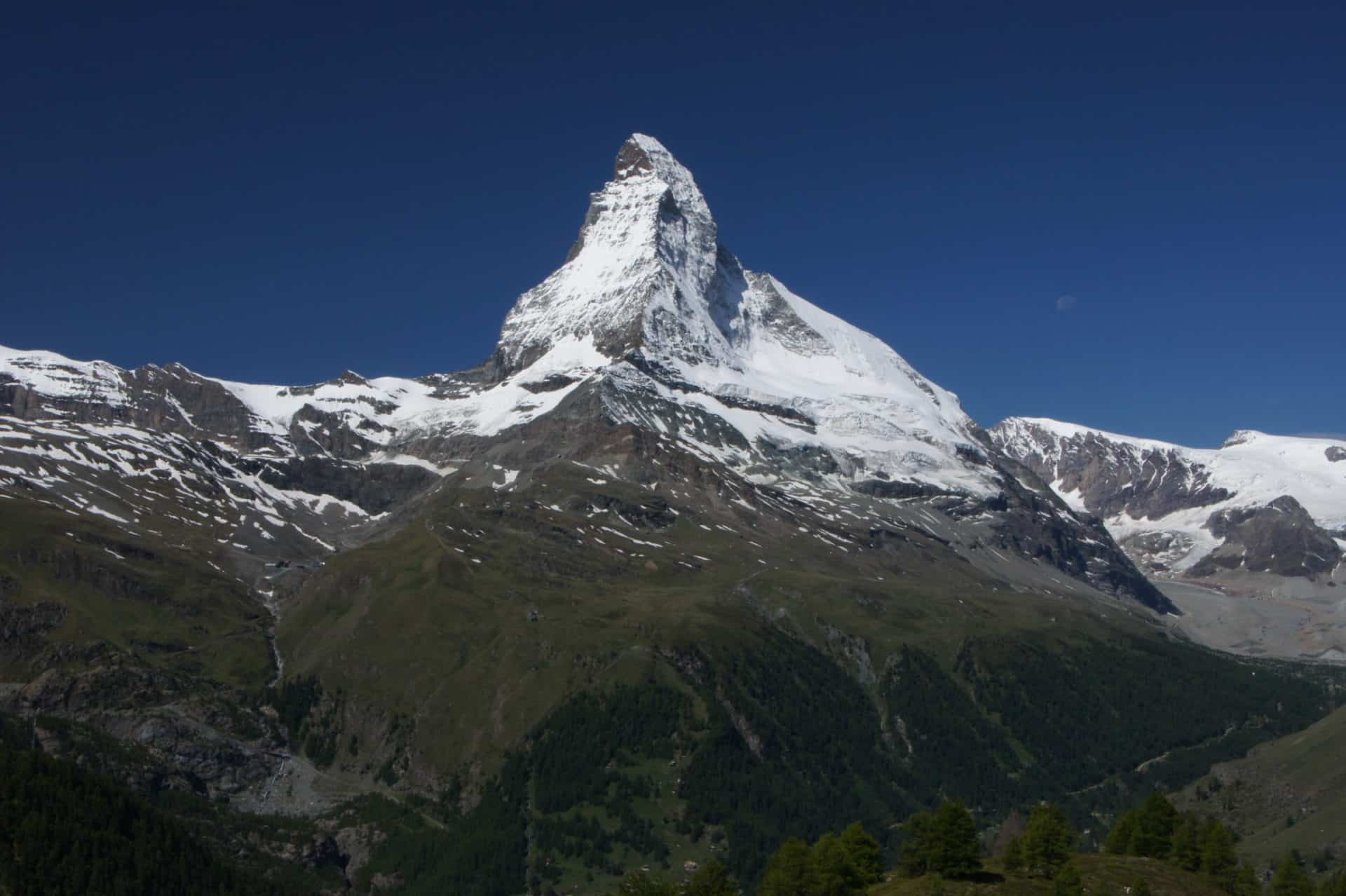 Alps, 1 Week Guided Mountaineering Tour