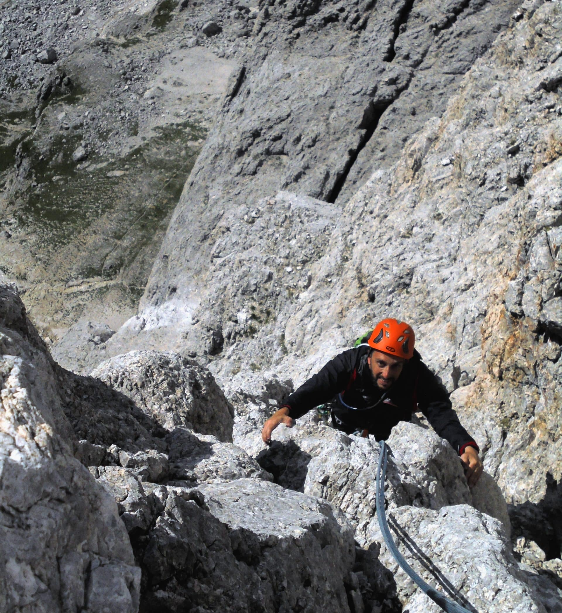 1+day Dolomites – World famous classical climbing
