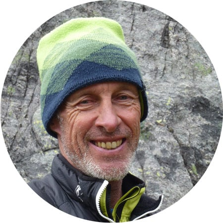 Bernd Eberle IFMGA-IVBV Mountain Guide