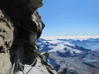 Matterhorn Climb: Facts & Information. Routes, Climate, Difficulty, Equipment, Cost