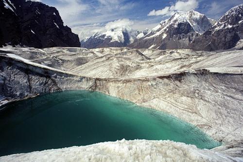 Lenin Peak Kyrgyzstan