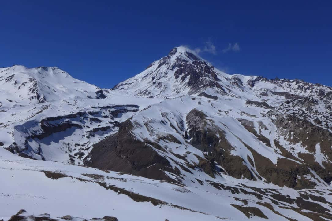Mount Kazbek, Caucasus, 7 Day Guided Ascent