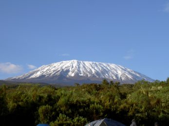 Kilimanjaro guided ascent