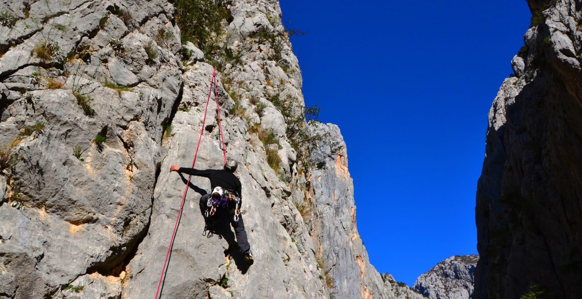 Paklenica National Park, Multi-Pitch Rock Climbing