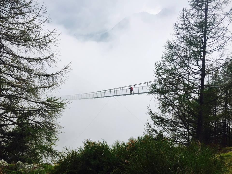 Saas Fee-Zermatt 3-day guided hike