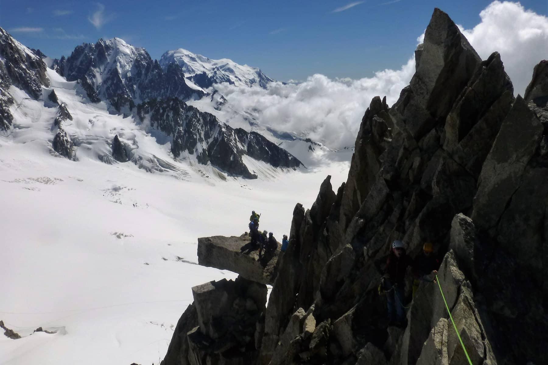 Summer mountaineering custom trips in Germany, Austria, Italy or Switzerland