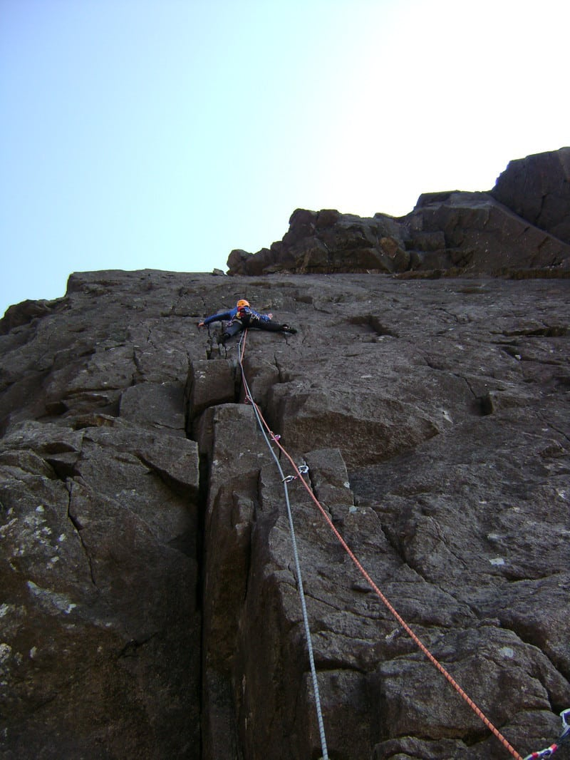 Introductory Rock Climbing Course in Ben Nevis and Glencoe