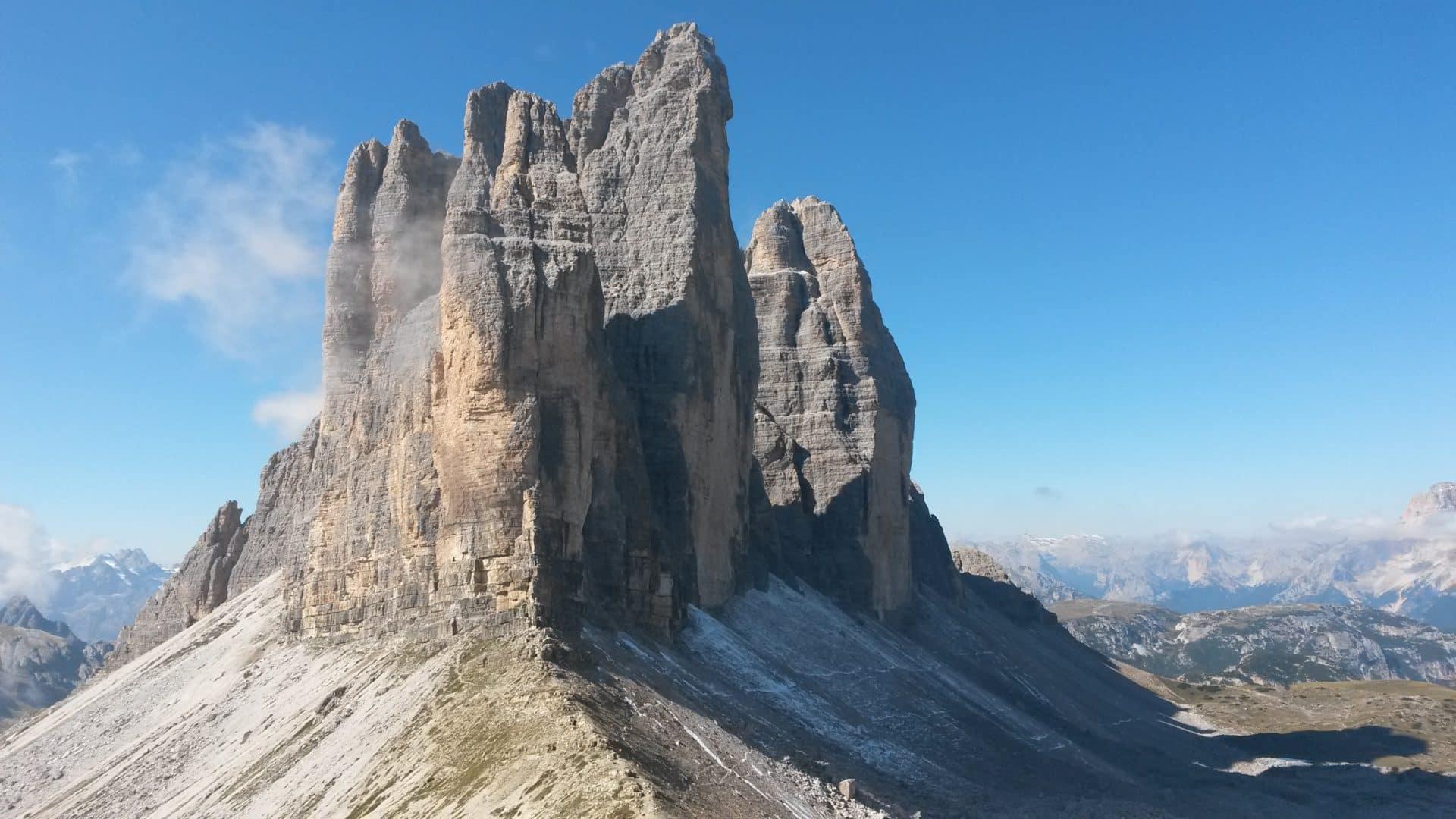 1-Day Alpine Climbing trip to Tre Cime di Lavaredo, Dolomites