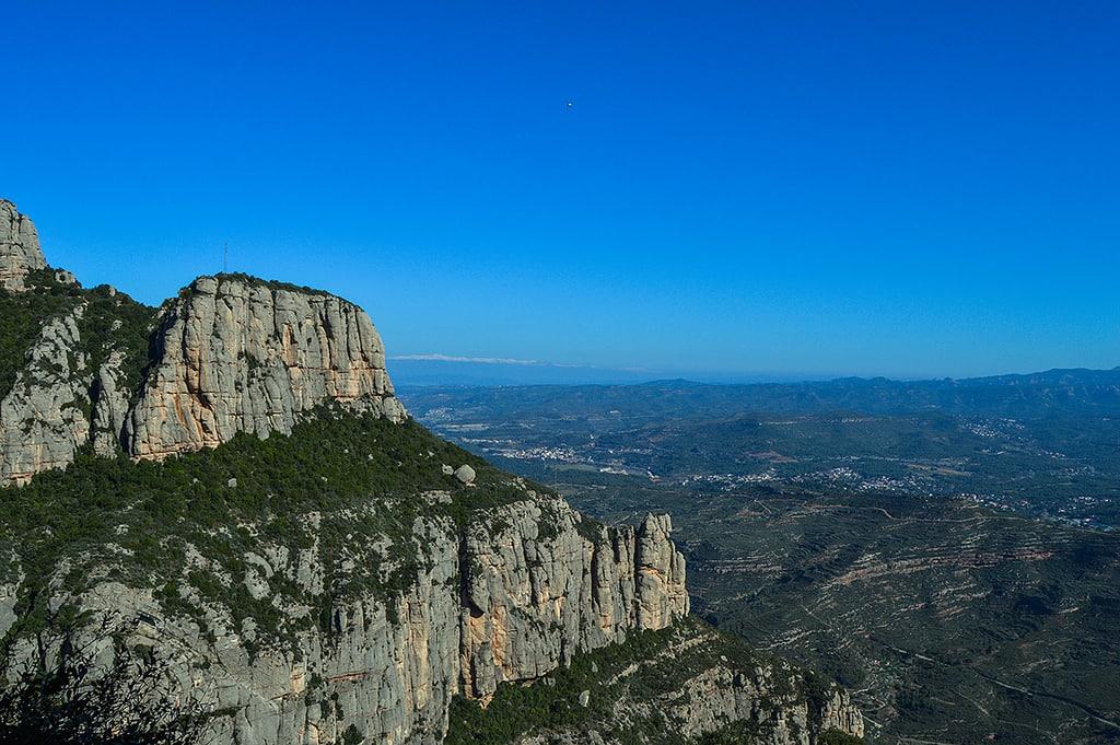 One day hike to Sant Jeroni, Montserrat