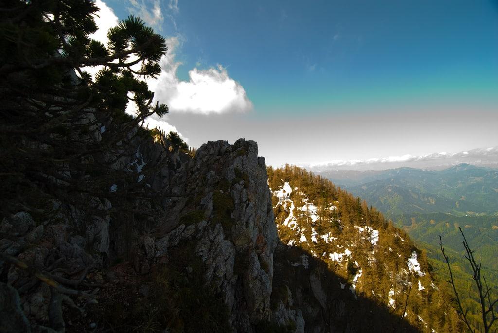 1-Day Multi-Pitch Rock Climbing in Grazer Bergland, Austria
