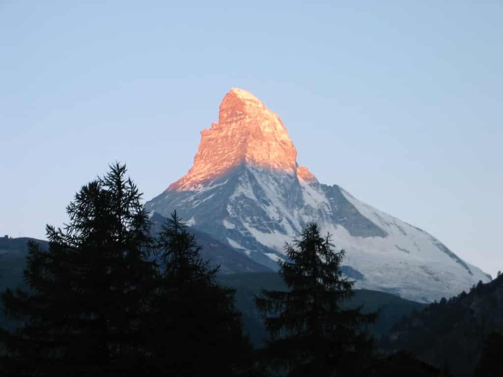 Matterhorn 2-day guided ascent