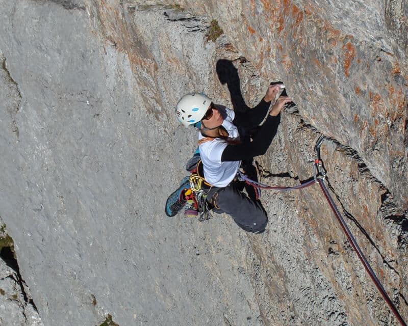 1-Day Rock Climbing Course in the Dachstein