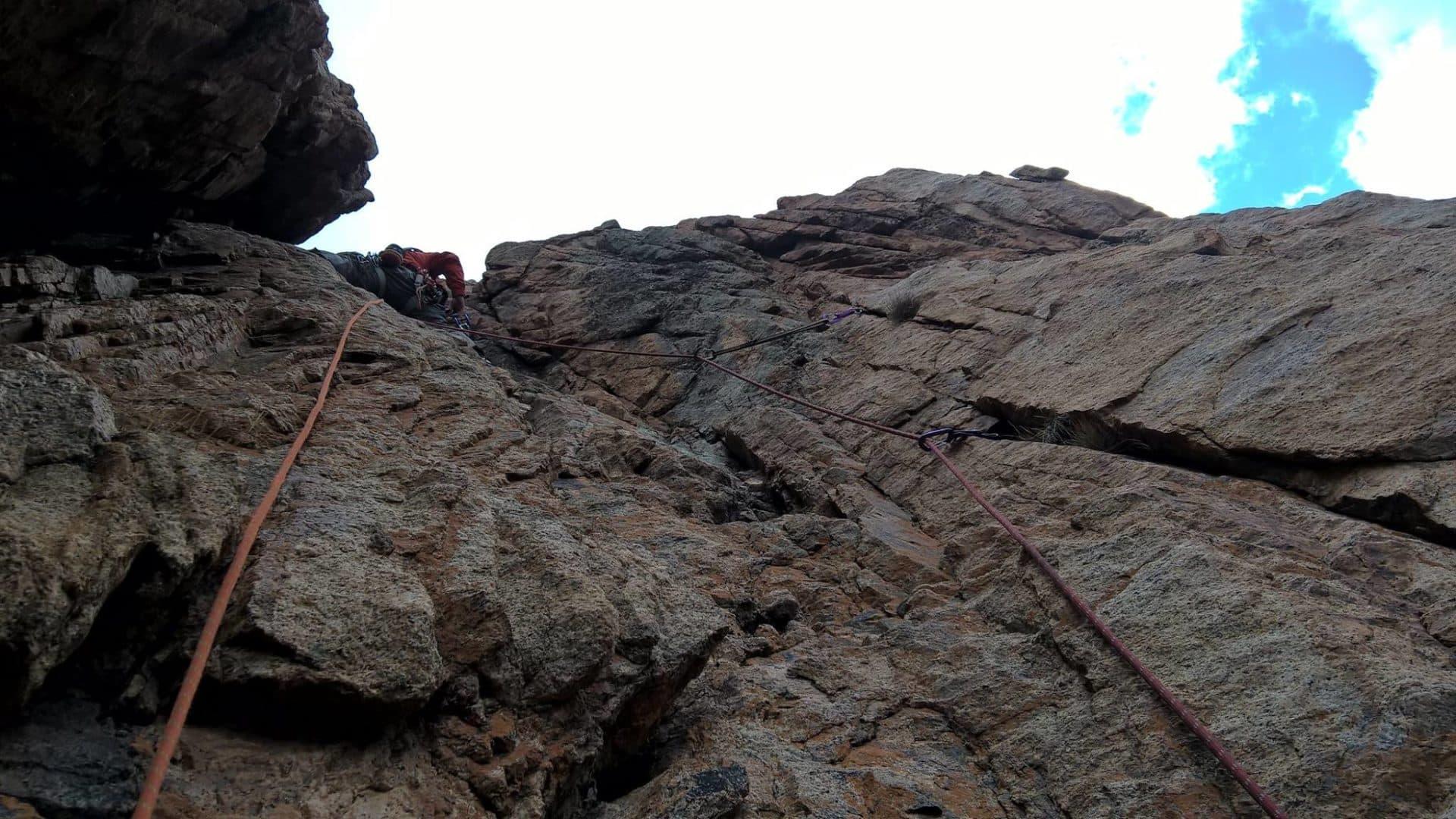 Cajón de los Arenales, Argentina, 1-day guided rock climbing trip