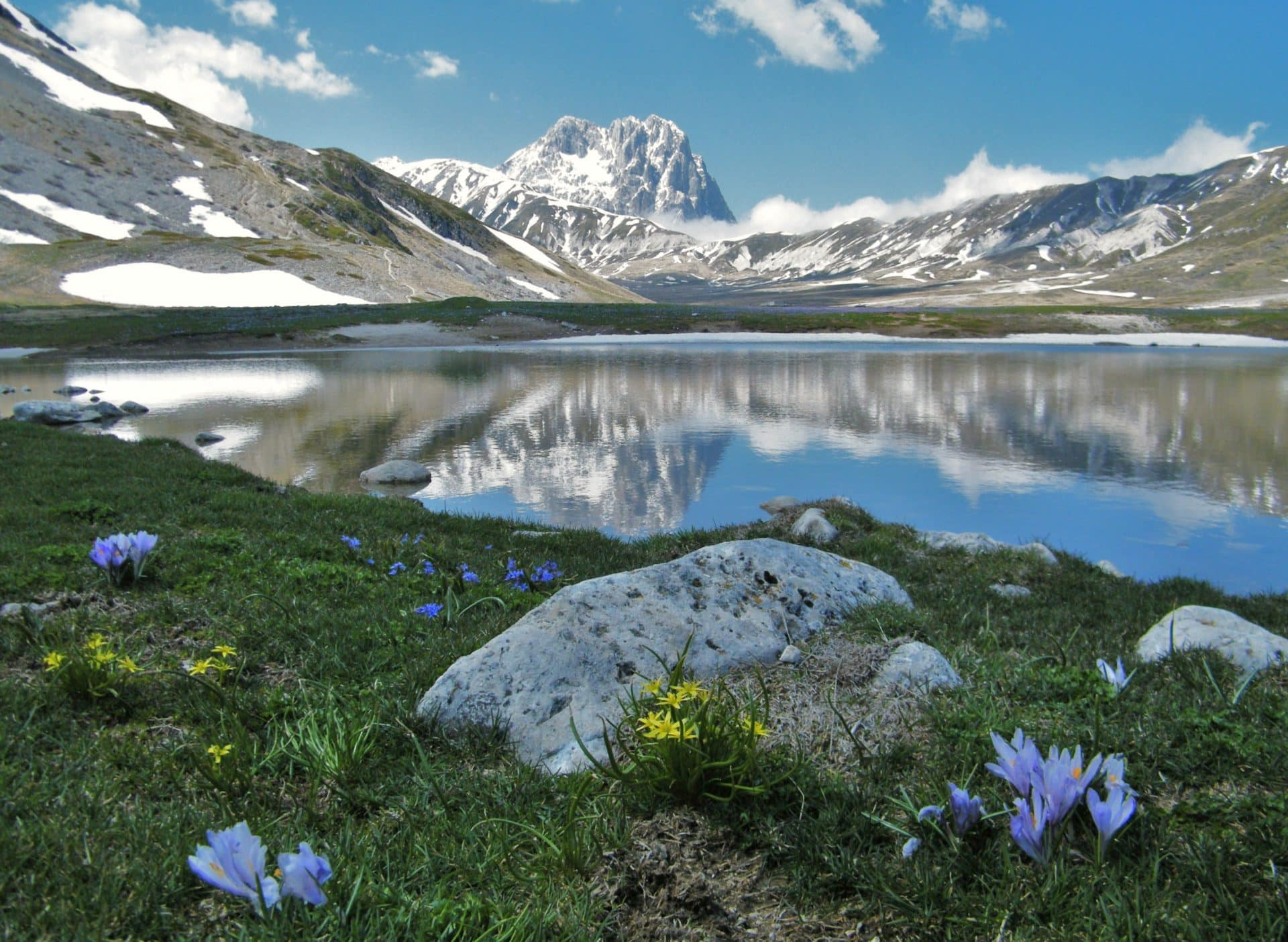 3-day mountaineering tour in Gran Sasso Massif