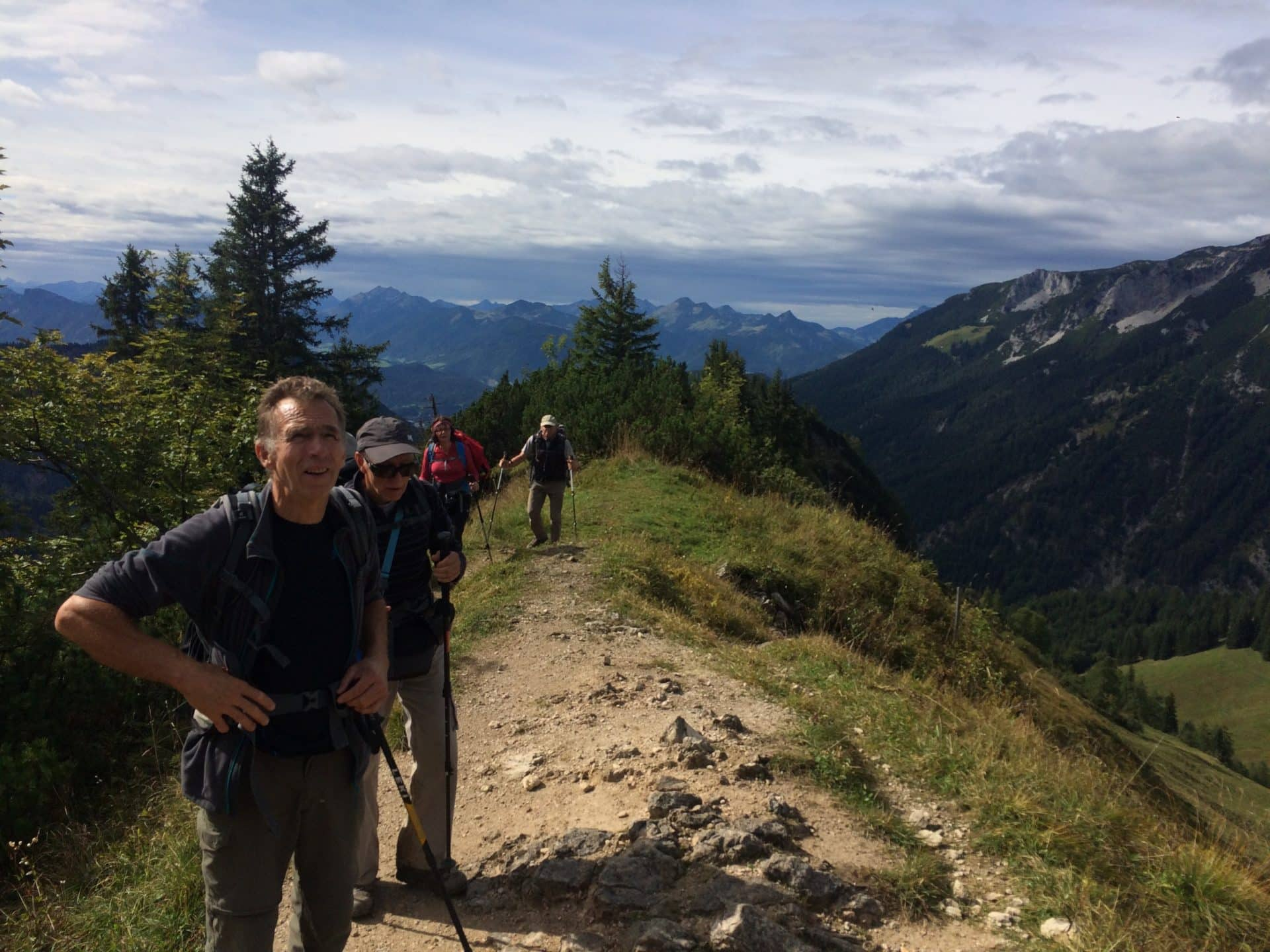 6 day guided hiking trip in Tyrol