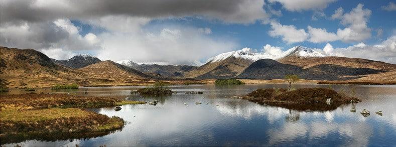 9-day West Highland Way Trek through Scotland