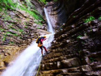 Canyoning in Sierra de Guara (Spain): the Best Spots