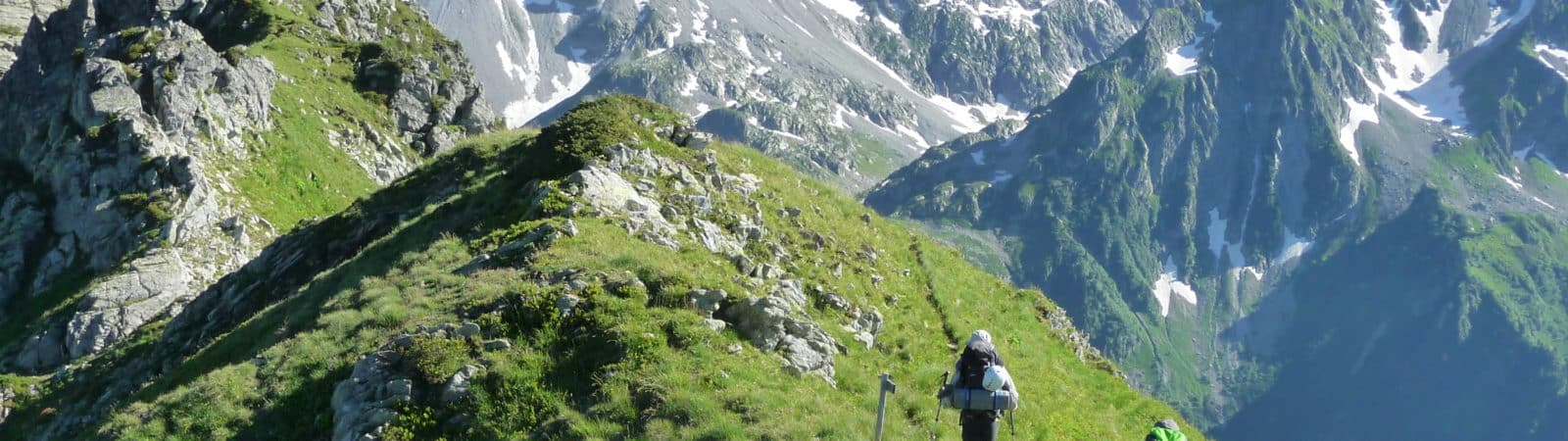 Belledonne, French Alps, 3 Day Guided Hiking