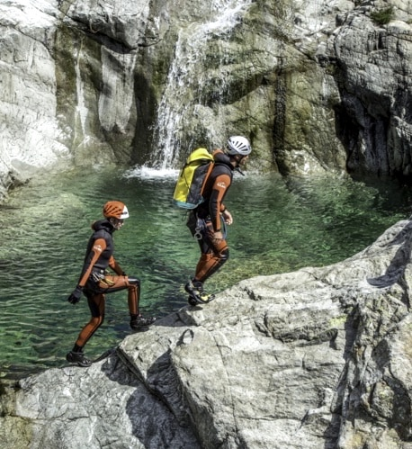 Canyoning Corsica Guide