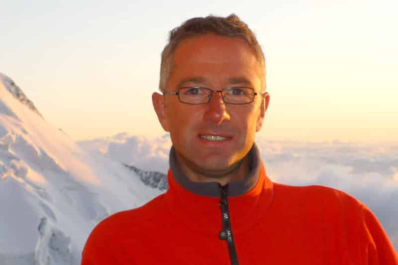 Philippe Colignon Mountain leader