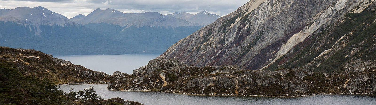 Cruce de Tierra del Fuego 7 day guided trek