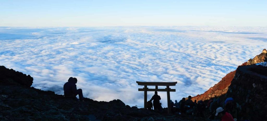 Mount Fuji Hiking Tokio