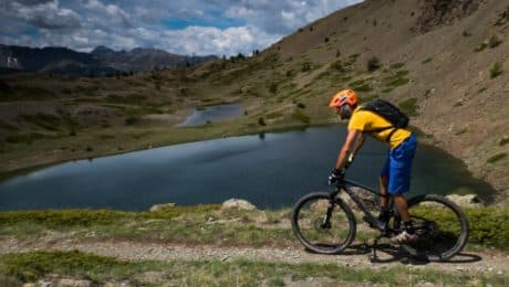 Ecrins Mountain Biking