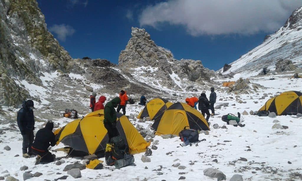 Climbing Aconcagua Price Cost