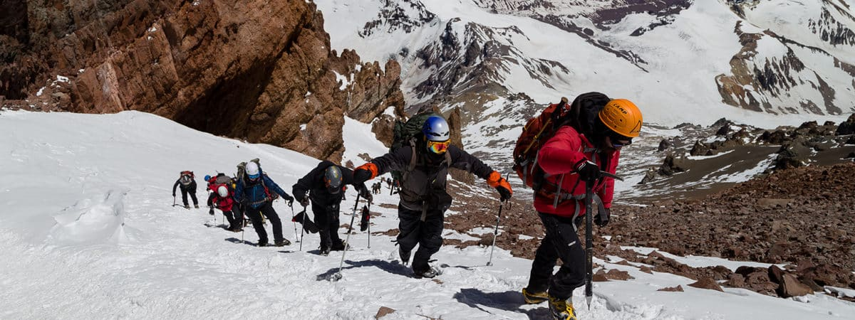 22-Day Mountaineering Expedition to the Top of Aconcagua