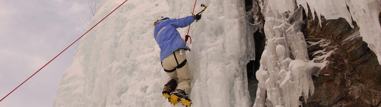 1+ day Ice climbing around Yatsugatake in Japan