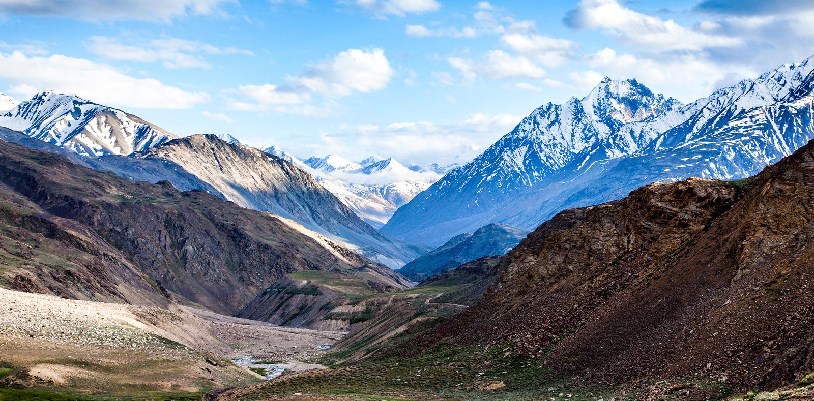 Annapurna Massif, Nepal, 18 Day Guided Hiking Tour