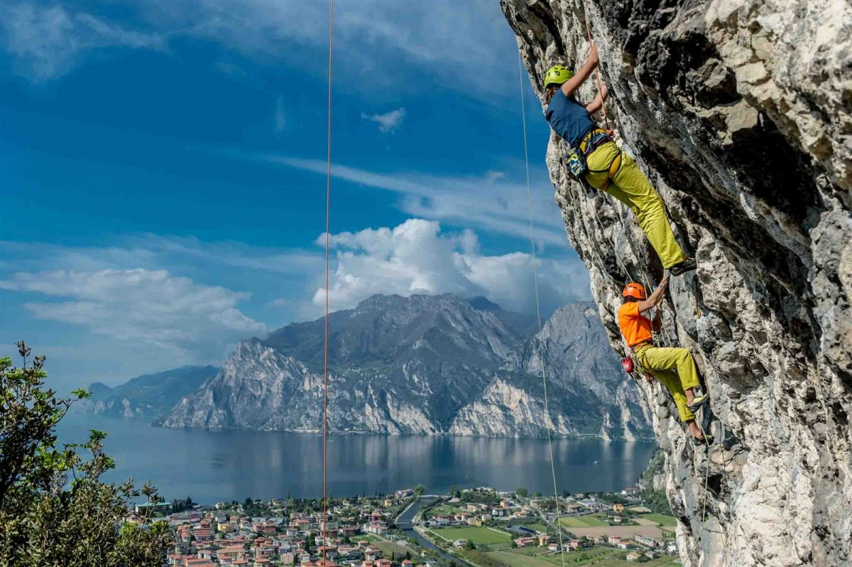 Rock climbing in Arco: What are the Best Spots?