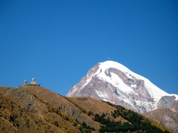 Mount Kazbek Climb: Facts & Information. Routes, Climate, Difficulty, Equipment, Cost