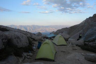 Mt. Whitney Campsite