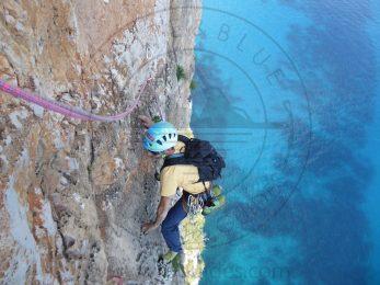 Intensive climbing course
