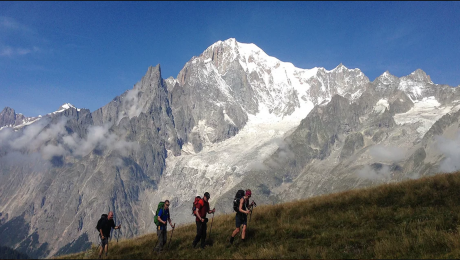 Hiking the Tour du Mont Blanc (TMB): Facts, Routes, Climate, Difficulty, Equipment, Preparation, Cost