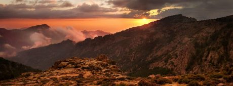 Hiking in Corsica: the Epic GR20 and other Hiking Routes