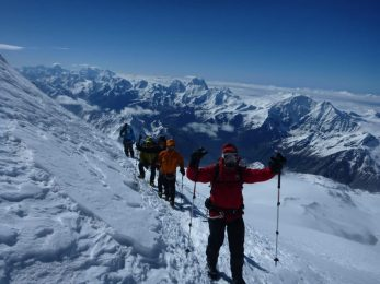 Mount Elbrus Climb: Facts & Information. Routes, Climate, Difficulty, Equipment, Preparation, Cost