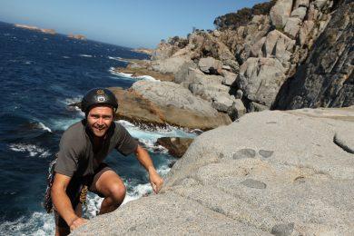 Mountain Bike and Rock Climbing Tasmania